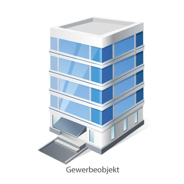 Immobilienbewertung-Online-Gewerbeobjekt